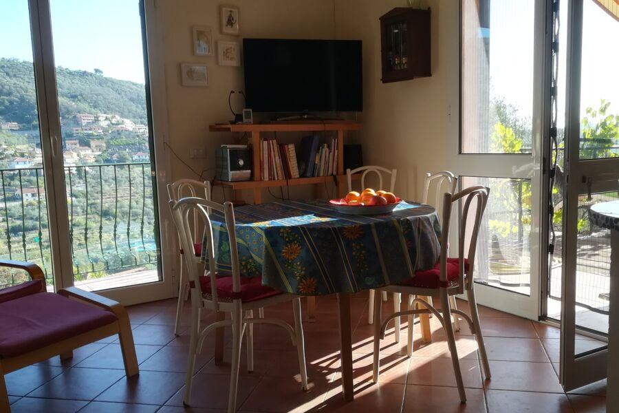 Detail aus dem Wohnzimmer