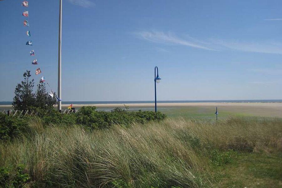 Amrumer Welle - Ferienwohnung Neptun