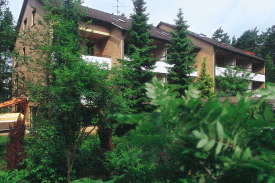 Große Komfortwohnung im Haus Heidelerche