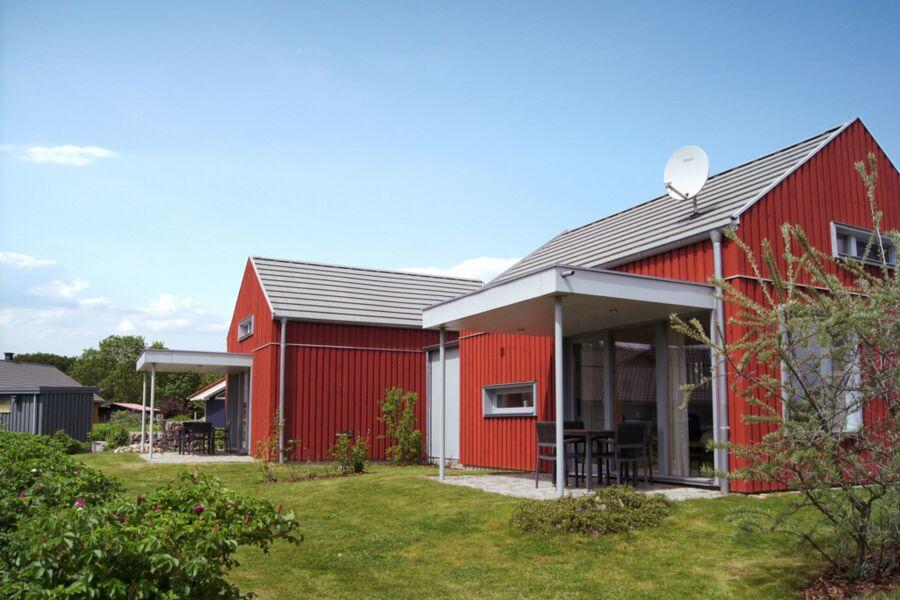 Schwedenrotes Ferienhaus - Wismar-Ostsee-Strand 50