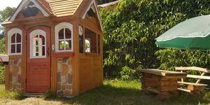 Ferienhaus mit 3 Ferienwohnungen je 2 Etagen  (Kairies), Ferienwohnung 2 (2Etagen) in Wustrow OT Canow - kleines Detailbild