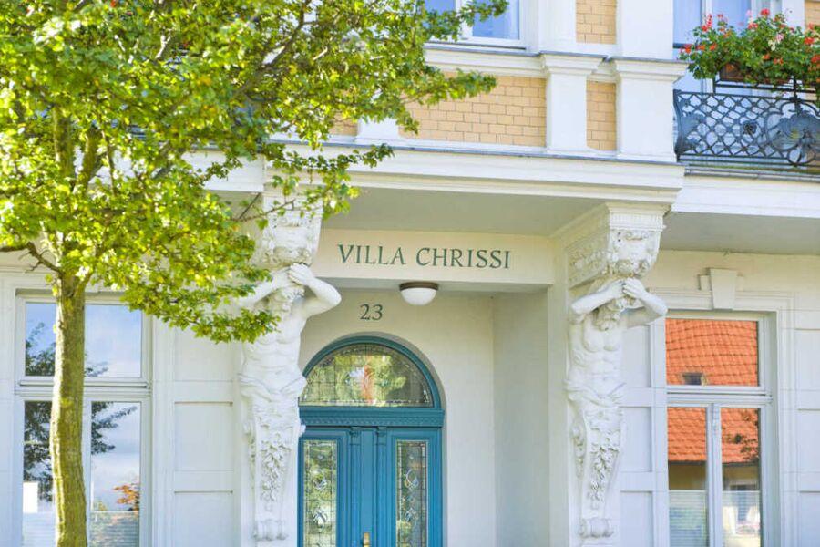 Villa Chrissi, Chrissi 1