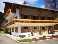 Ferienhaus Badersee, Ferienwohnung Hüttenzauber für 1-5 Personen Erdgeschoss in Grainau - kleines Detailbild