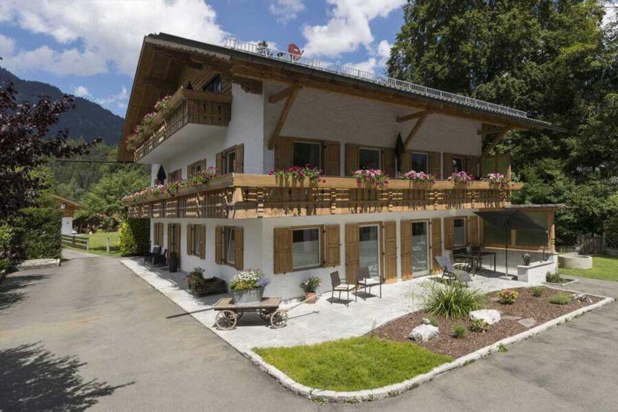 Ferienhaus Badersee, Appartement Sennerin für 2 Pe