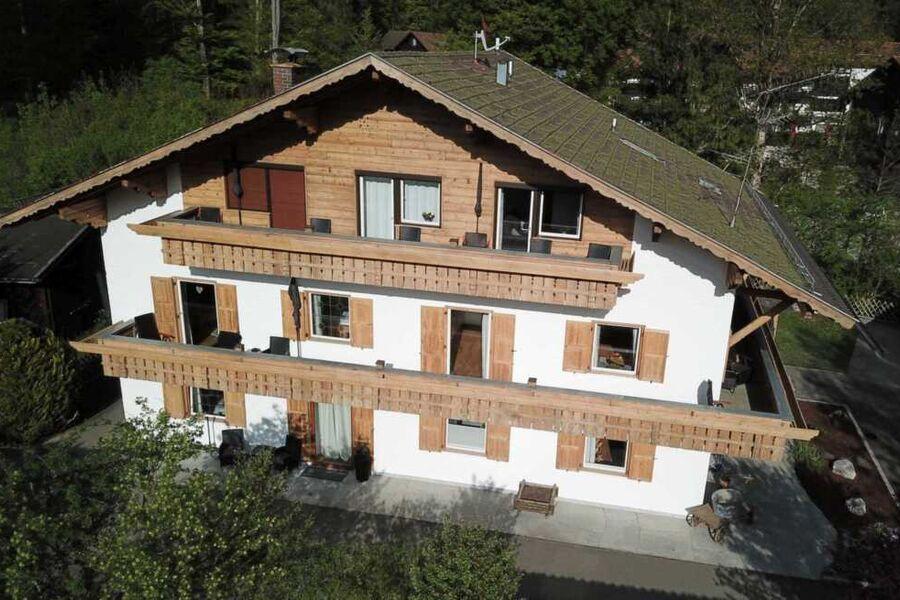 Ferienhaus Badersee, Ferienwohnung Heuboden für 2-