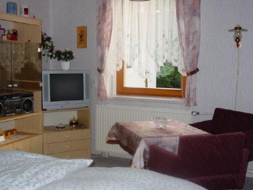 Doppelzimmer Wohnbereich