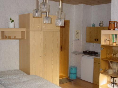 Doppelzimmer mit Küche und DU/WC