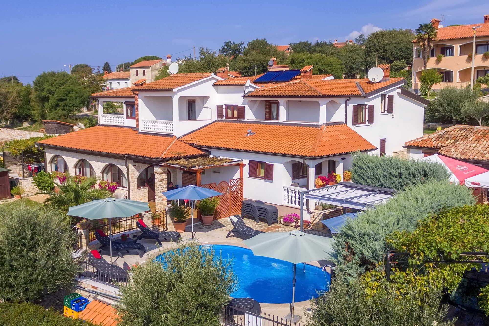 Villa Castello - Fewo 1