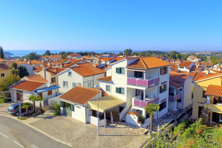 Villa California in Porec