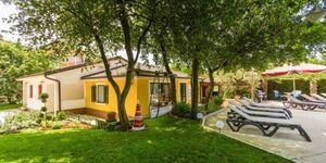 Ferienhaus mit Pool,Klimaanlage,free Wlan,Hund willkommen, Bangalow Garden in Porec - kleines Detailbild