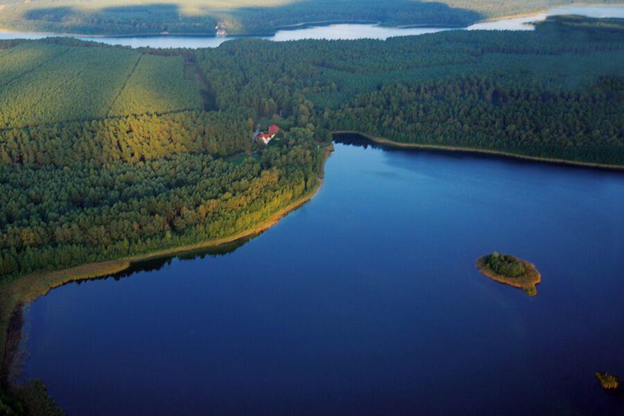 Lage am Dreier See