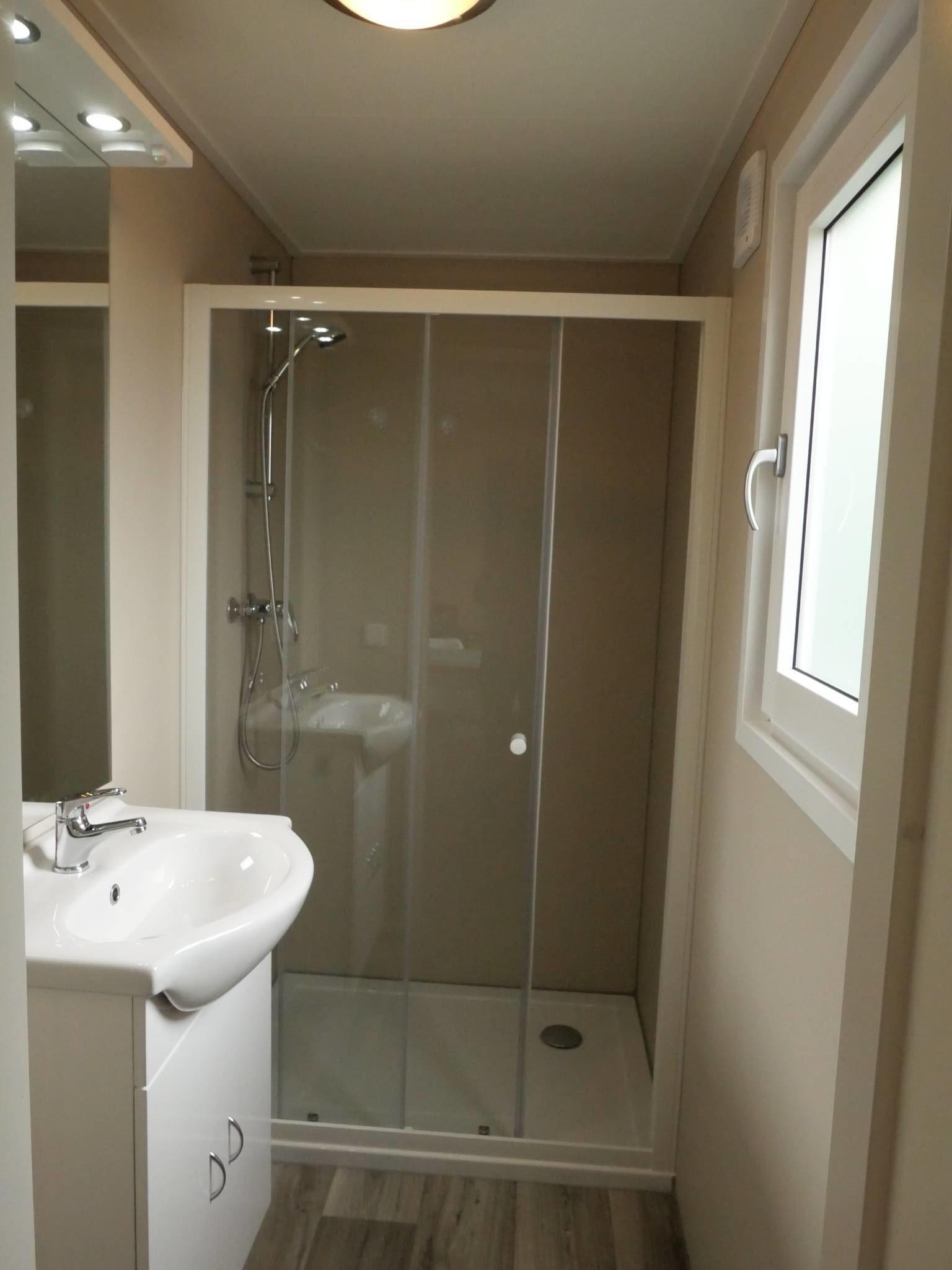 Badezimmer separates WC