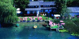 Ferienwohnungen Mistelbauer DIREKT am Faaker See, Ferienwohnung 1 (Gartenapartment mit Seebalkon) in Egg am Faaker See - kleines Detailbild