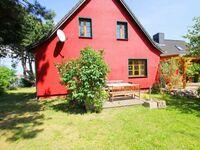 Ferienhaus Utkiek, Silas: 55m², 3-Raum, 4 Pers., Garten, Terrasse, kH in Mönchgut OT Thiessow  (Ostseebad) - kleines Detailbild