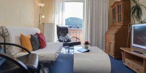 LANDHAUS WIESEMANN Parkappartements & Dependance, Parkappart: 50 qm_1 sep.Schlafzimmer_ 2-4 Personen in Willingen (Upland) - kleines Detailbild