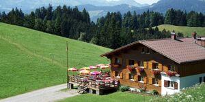 Alpengasthof Brüggele, 4-Bettzimmer mit FLW u. Etagendusche in Alberschwende - kleines Detailbild