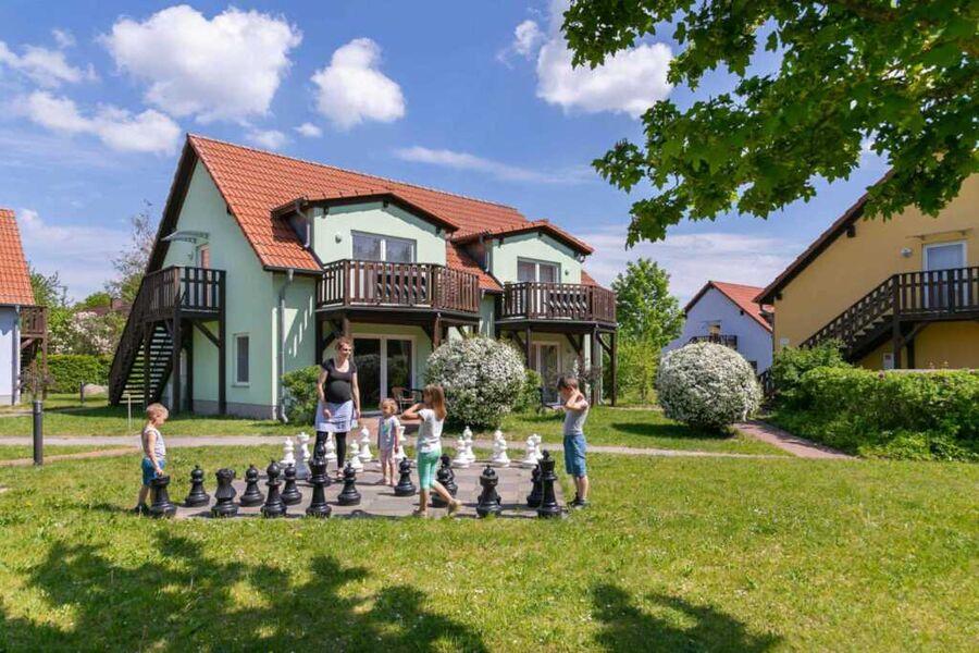 Ferienhaus Schwalbe und Lerche