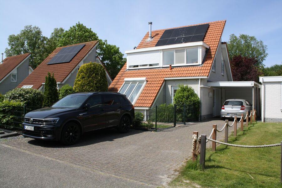 Ferienhaus Zonnemaire de Luxe Strand 38