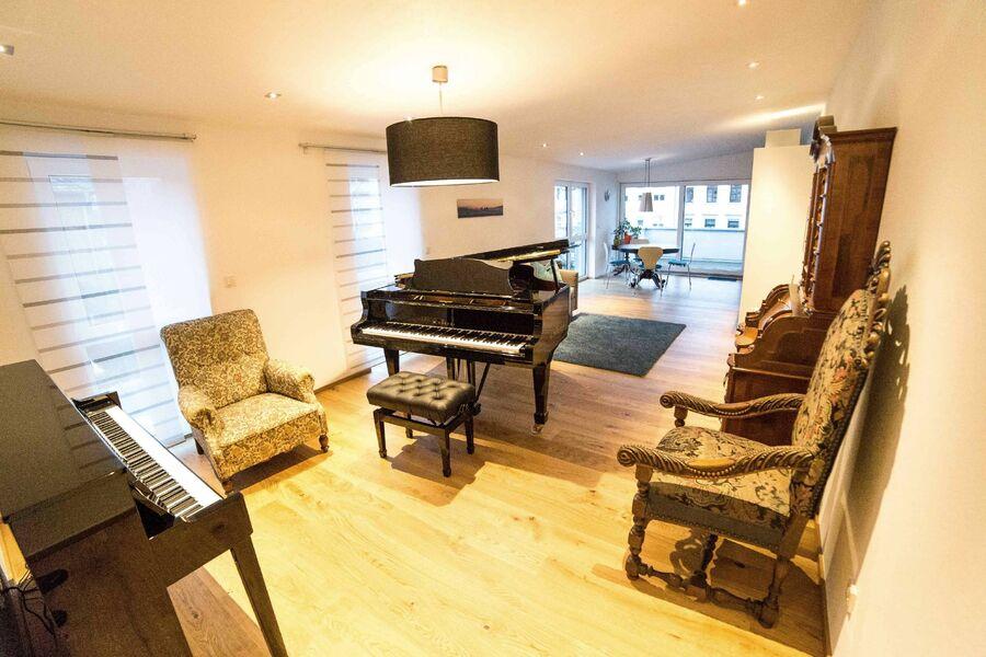 Die Piano-Suite