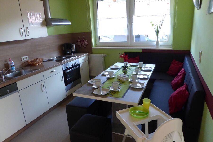 Kinderschlafzimmer im Haus Brumbär