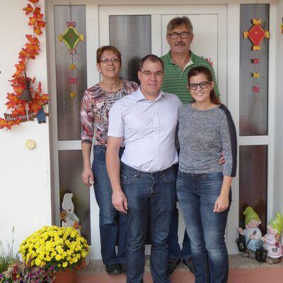 Vermieter: Gastfamilie Schell und Dürr