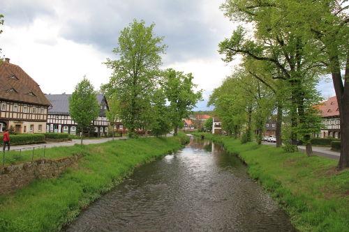 Mandautal in Großschönau