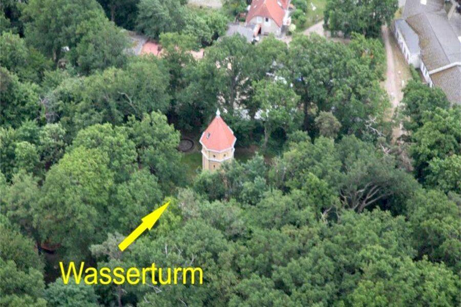 'Wasserturm' - Putbus