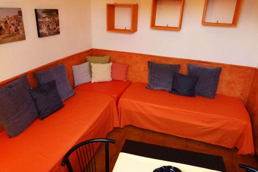Schlafzimmer N°2 Internet Wi-Fi