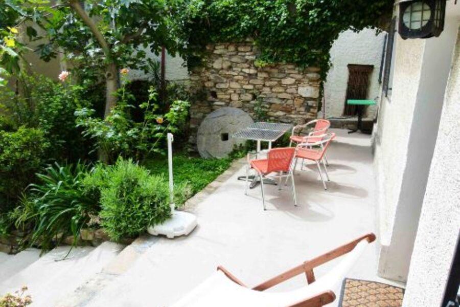 Casa Rosa Garten
