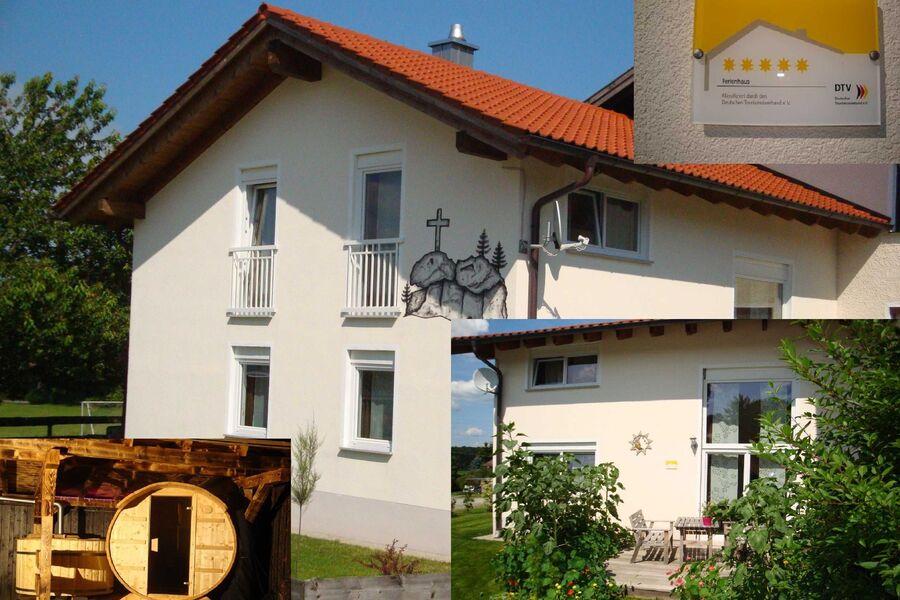 Ferienhaus Plattenstein, Ferienhaus 5 *****