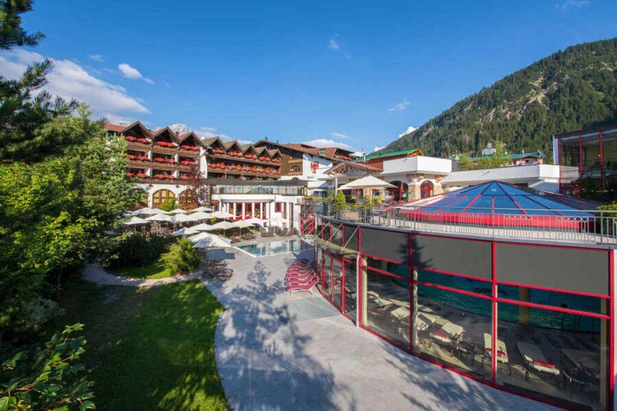 Hotel Tyrol am Haldensee, Familienzimmer Esche
