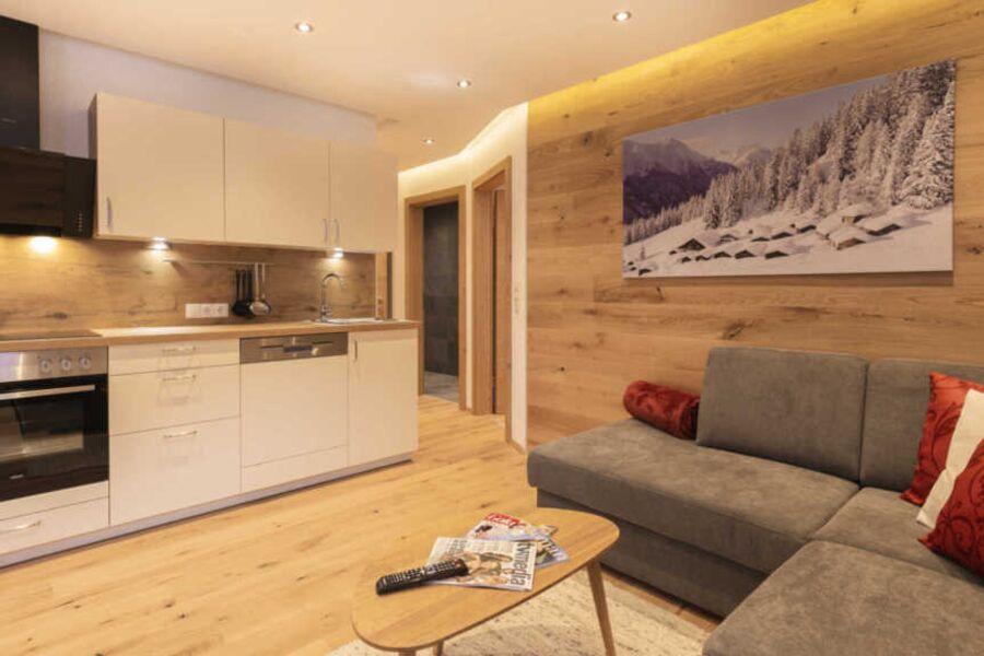 Alp Chalet Kappl - Ischgl, Alp Chalet Appartement