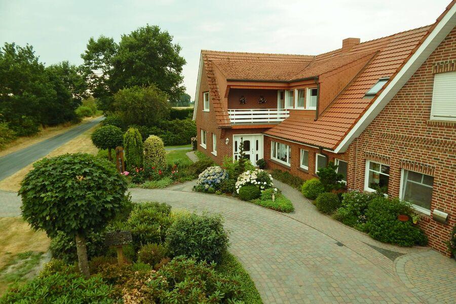 Ansicht Ferienwohnung Haus Am Kornfeld