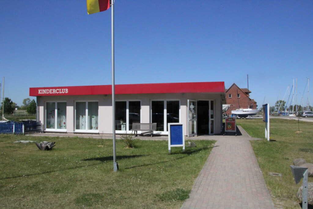 Ferienanlage Lagunenstadt, Ueckerkopf (Typ P) 1-Raum-App.