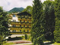 Landhotel Post, Einzelzimmer im Parkhotel Post 1 in Ebensee - kleines Detailbild