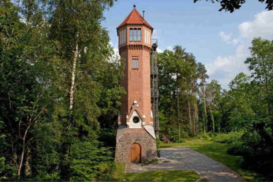 Turm für Zwei, Exklusives Appartment