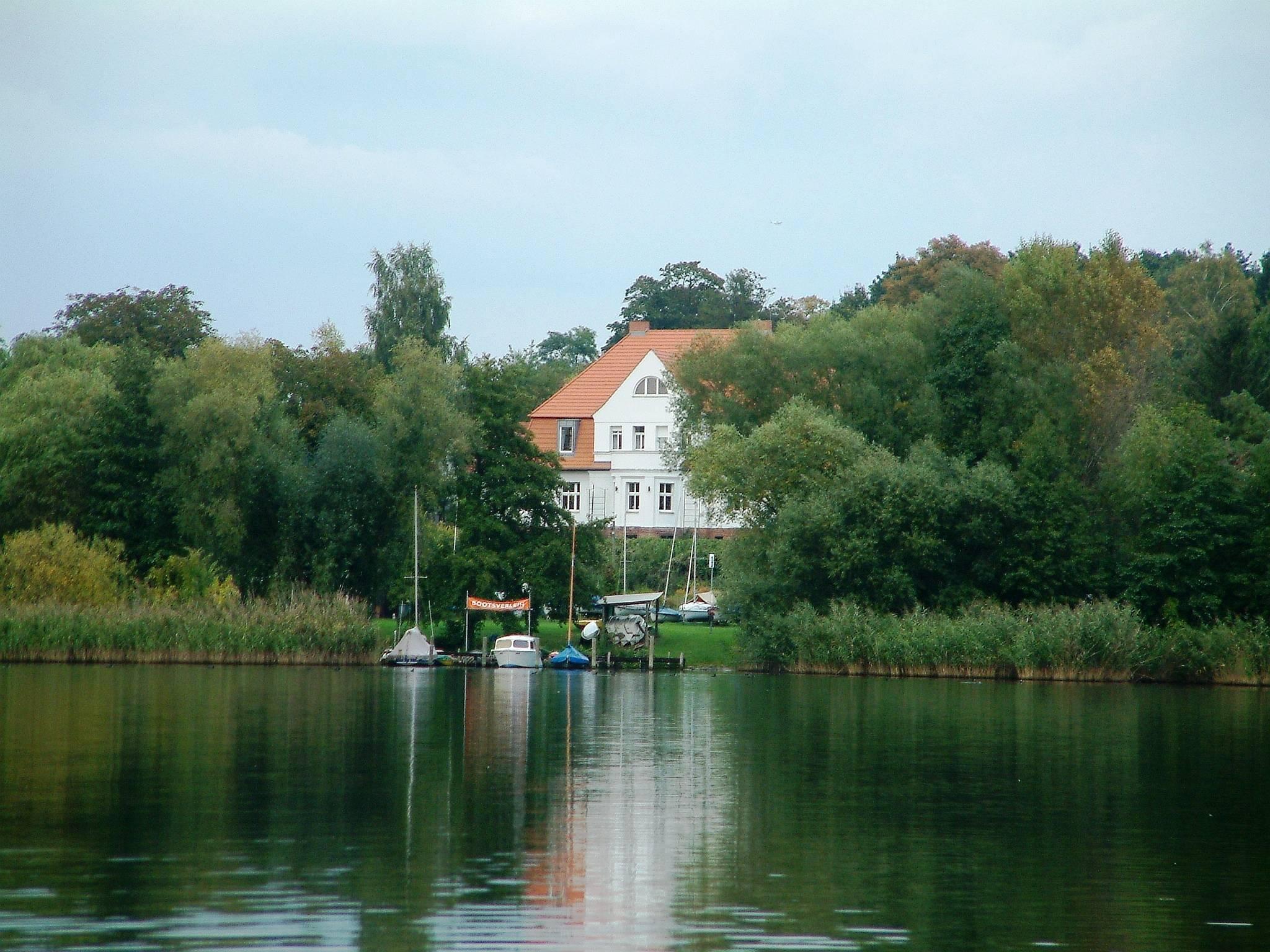 Gutshof Schwielowsee - Ferienwohnung 65qm