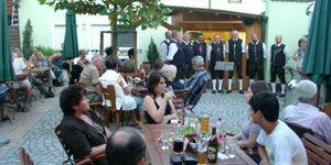 Landgasthof Hotel zum Stern, Ferienwohnung 1 in Markt Erlbach OT Linden - kleines Detailbild