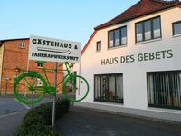 Gästehaus   EJS e.V.  Eggesin, Einzelzimmer (Zim. 15) besonders für Allergiker geeignet in Eggesin - kleines Detailbild