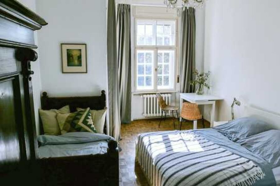 Guesthouse Château Abraham, Fantastisches Zimmer m