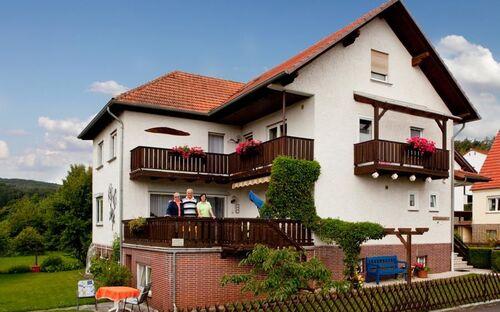 Ferienwohnung 'Haus Wiesengrund'