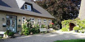 Urlaub auf dem Ferienhof Sachau, Ferienwohnung Garten in Dörphof - kleines Detailbild