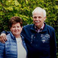 Vermieter: Ehepaar Gisela und Reinhold Sand
