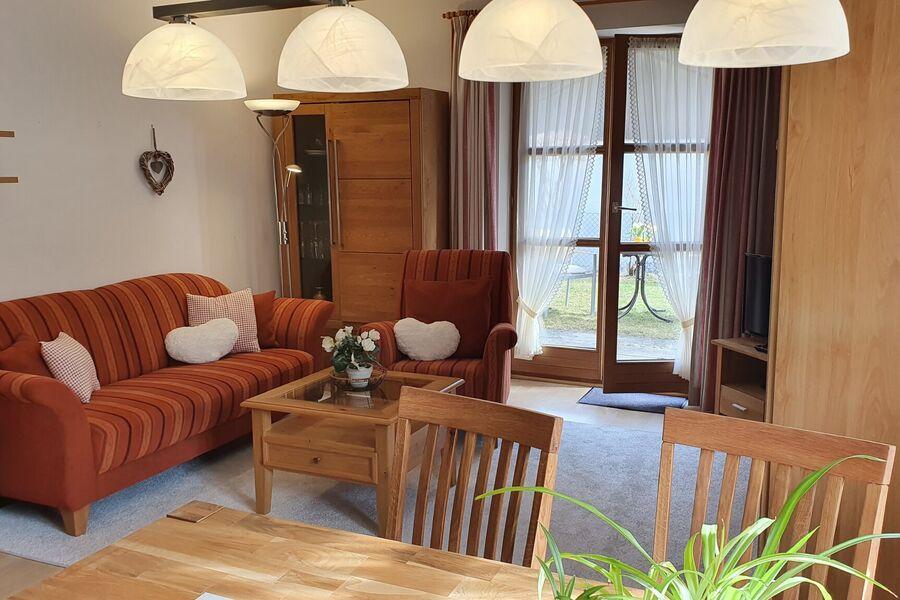Kresenzerhof - Ferienwohnung 216 Löwenmäulchen