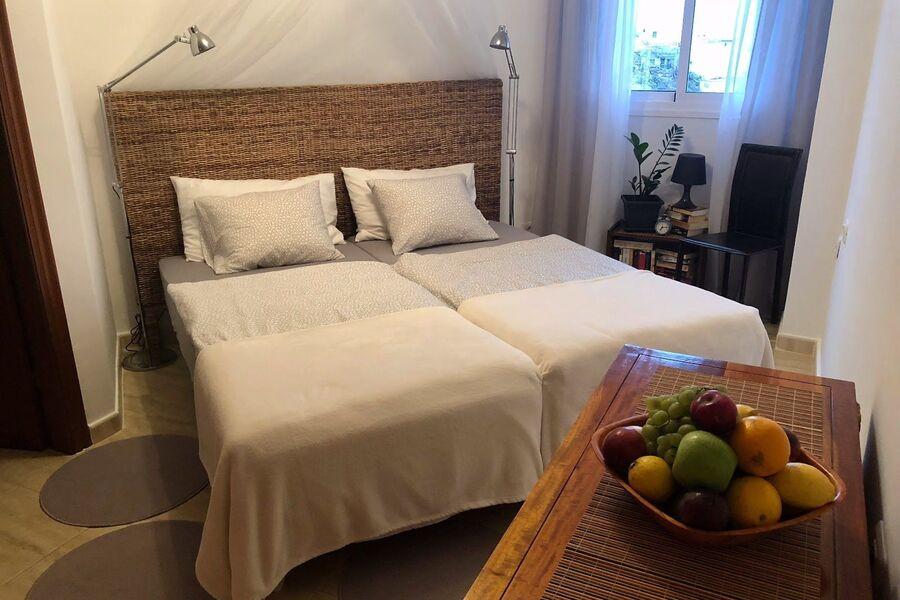 Schlafz. 2 mit 2 Einzelbetten