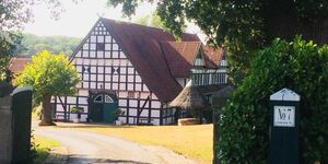 DRIEHOF - Land&Gut, Appartement-1 im historischen Haupthaus in Tecklenburg - kleines Detailbild