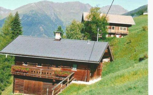 Almhütte Lanzer Obheimat, Ferienhaus 1