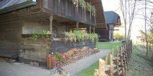 Hütten am Teich Familie Salbrechter, Hütte Liasnig in St.Veit an der Glan - kleines Detailbild