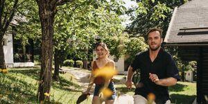 Naturel Hoteldorf SCHÖNLEITN, Appartement Dörfer 4 in Faaker See - kleines Detailbild