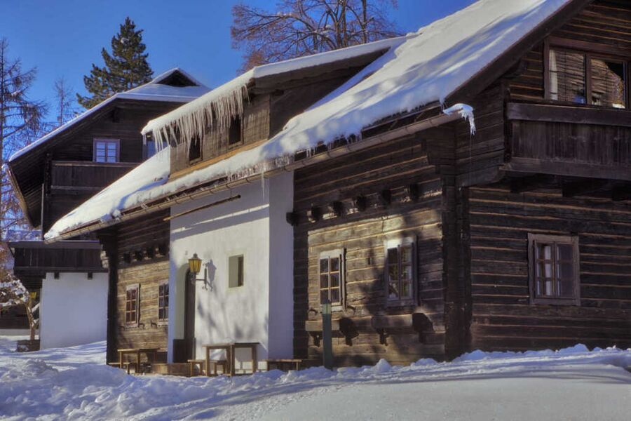 Naturel Hoteldorf SCHÖNLEITN, Appartement Dörfer 4